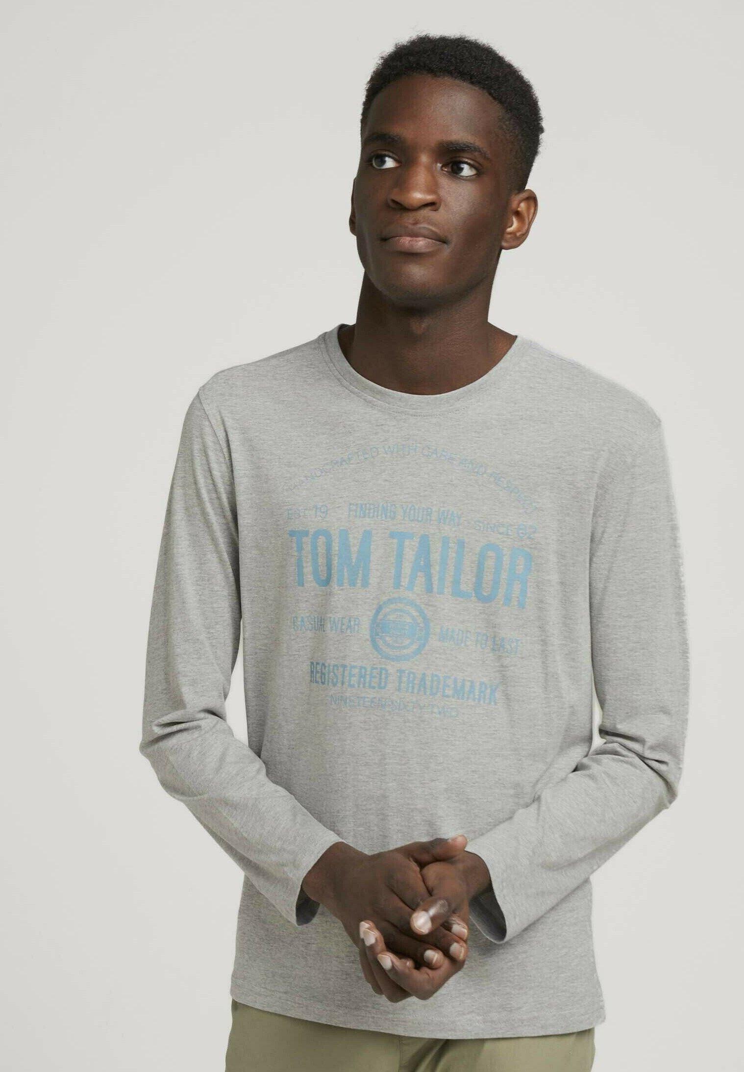 Uomo MIT PRINT  - Maglietta a manica lunga