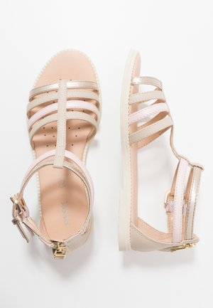 KARLY GIRL - Sandals - skin/light rose