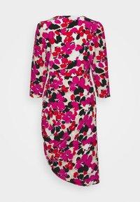 Milly - ELEANORA VIOLA PRINT DRESS - Day dress - ecru/multi - 1
