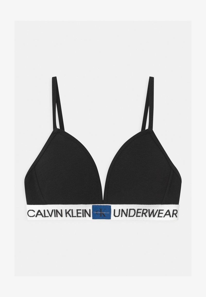 Calvin Klein Underwear - MOLDED  - Podprsenka pod tričko - black
