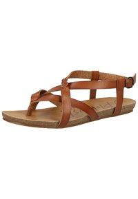 Blowfish Malibu - T-bar sandals - brown - 3