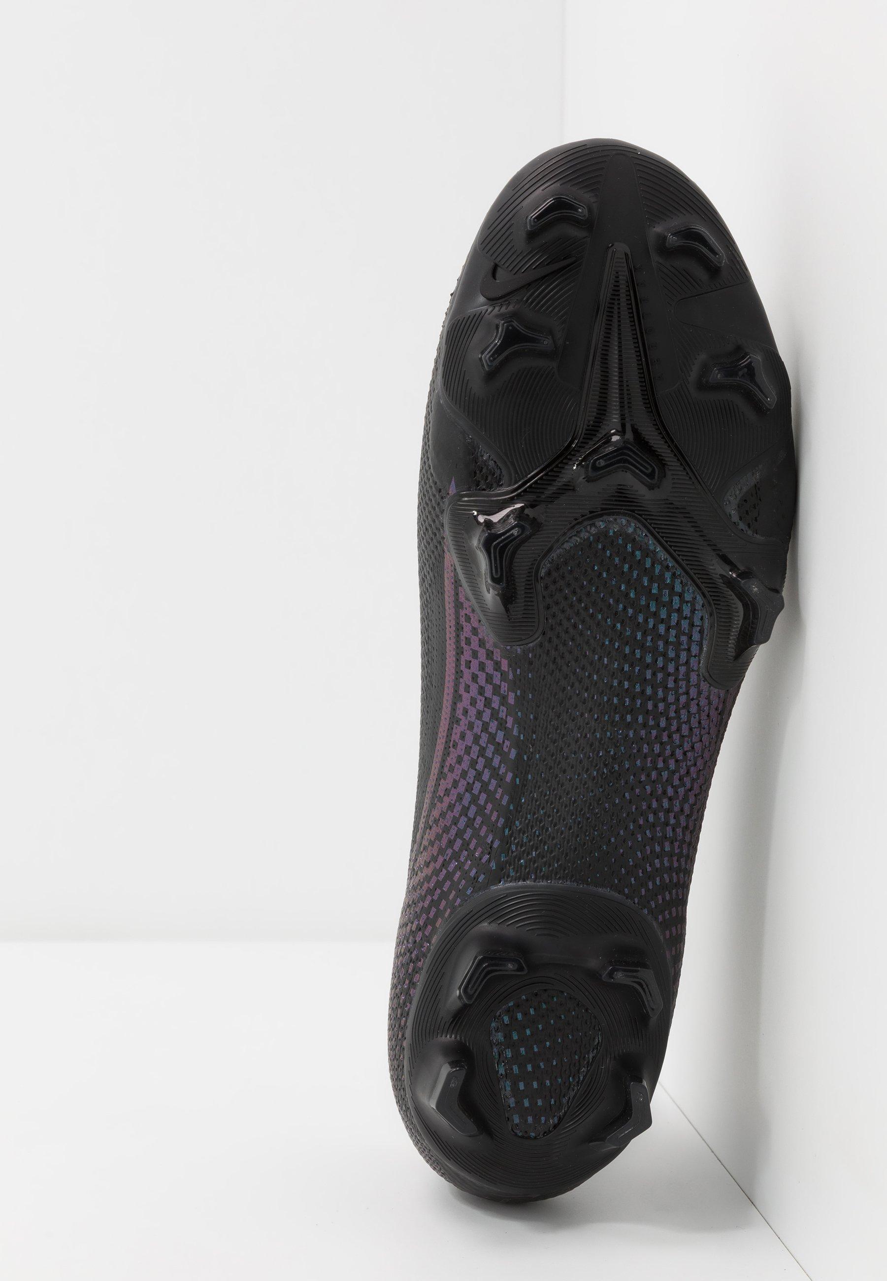 Nike Performance Mercurial Vapor 13 Pro Fg - Fodboldstøvler M/ Faste Knobber Black