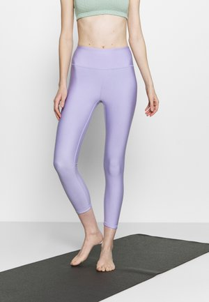 REVERSIBLE 7/8 - Leggings - lilac