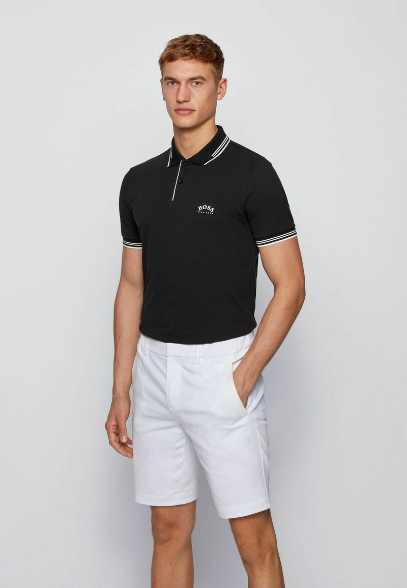 BOSS - PAUL - Polo shirt - anthracite