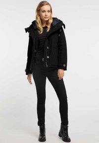 DreiMaster - Winter jacket - black - 1