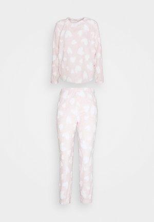 ONLCAYA NIGHTWEAR SET - Pyjamas - blushing bride