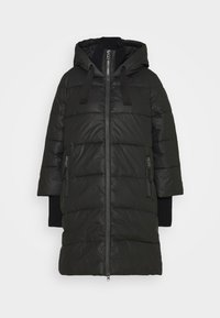 Sisley - HEAVY JACKET - Winter coat - black - 4
