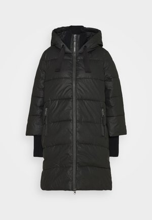 HEAVY JACKET - Winter coat - black
