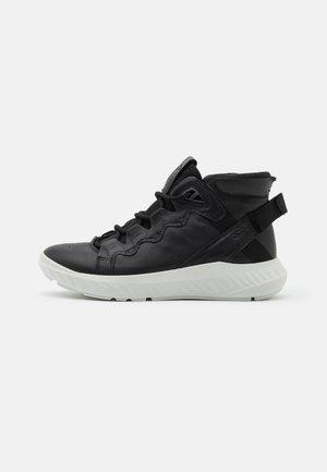 ST.1 LITE - Sneakersy wysokie - black