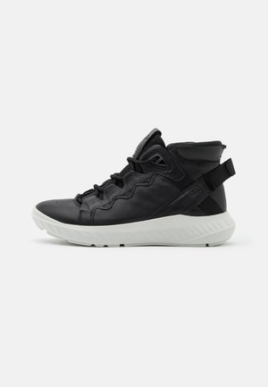 ST.1 LITE - High-top trainers - black