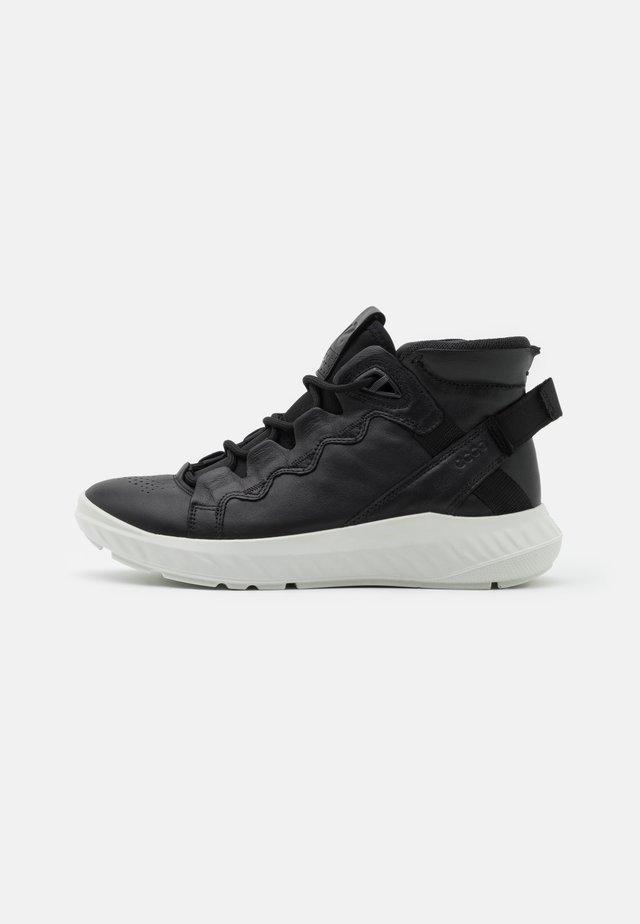 ST.1 LITE - Vysoké tenisky - black