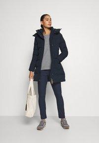 Icepeak - ANOKA - Winter coat - dark blue - 1