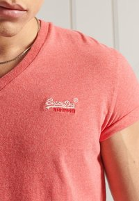 Superdry - T-shirt - bas - coral marl - 1