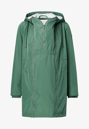 Waterproof jacket - vinyard green
