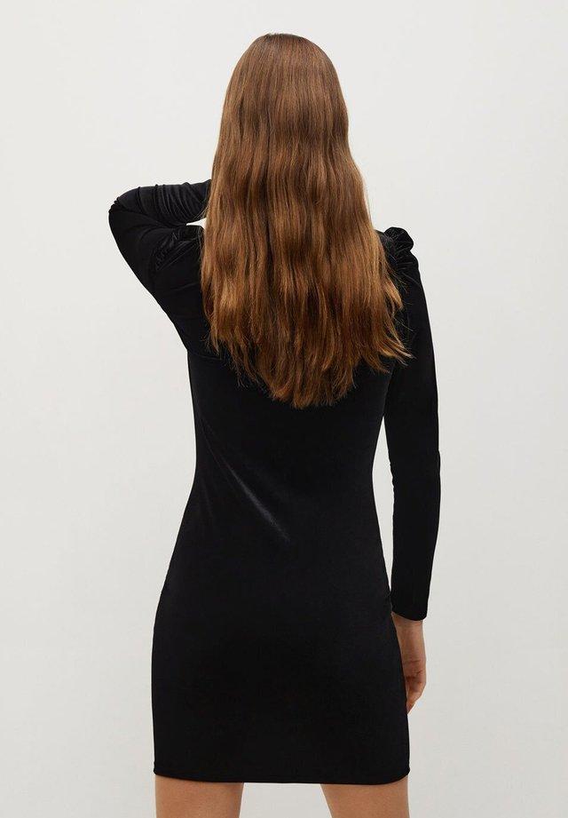 VIKYPIC7 - Robe fourreau - noir