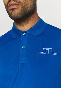 J.LINDEBERG - BRIDGE - Sports shirt - egyptian blue - 5