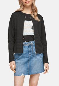 QS by s.Oliver - Cardigan - black - 6