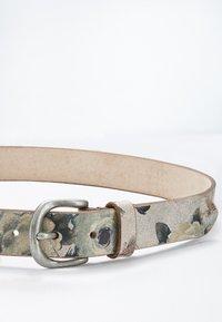 Paddock's - Belt - flower print - 2