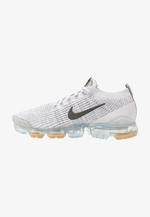 AIR VAPORMAX FLYKNIT 3 - Trainers - vast grey/metallic dark grey/light brown/particle grey/dark grey/white