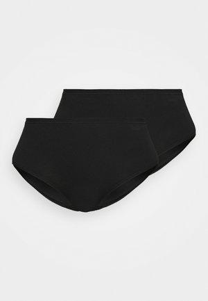 MIDI 2 PACK  - Slip - black
