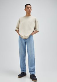 PULL&BEAR - Jeans relaxed fit - blue-grey - 1