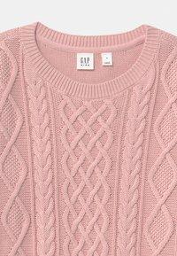 GAP - GIRL - Gebreide jurk - pure pink - 2