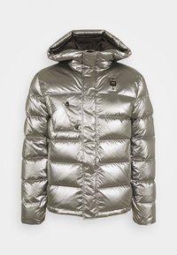Blauer - GIUBBINI CORTI IMBOTTITO - Down jacket - metallic silver - 0