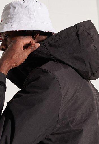 HURRICANE - Summer jacket - black