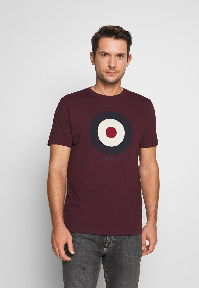 THE TARGET - T-shirt print - port