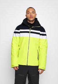 J.LINDEBERG - FRANKLIN  - Ski jacket - leaf yellow - 0