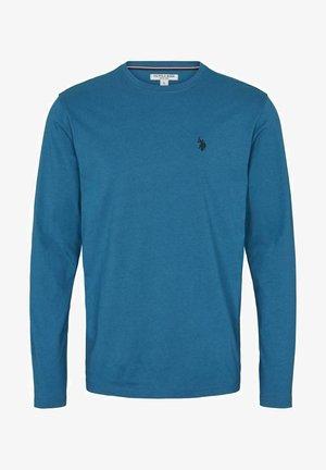 BROLIN LONG SLEEVE  - Long sleeved top - blue sapphire