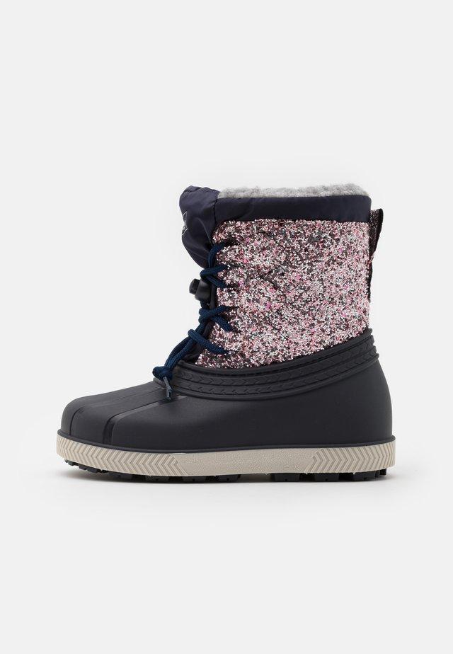 Snowboots  - multicoloured/dark blue