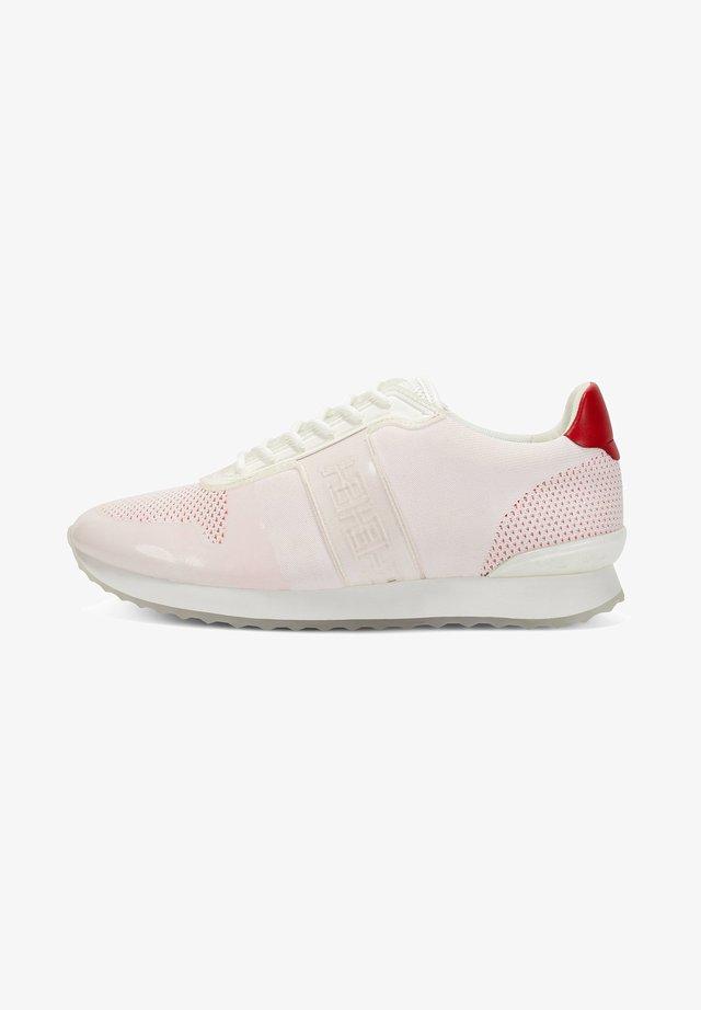 MONO RUNNER-CLEAR - Sneaker low - white
