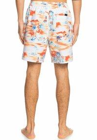 Quiksilver - Swimming shorts - orange pop island hopper - 2