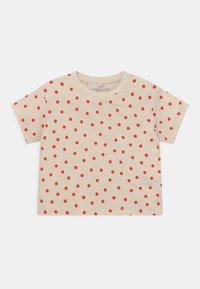 ARKET - UNISEX - Print T-shirt - beige - 0