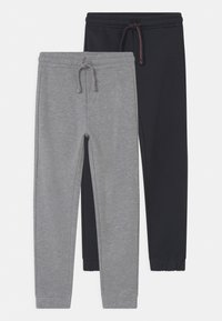 OVS - 2 PACK - Tracksuit bottoms - multi-coloured - 0