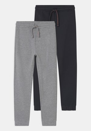 2 PACK - Tracksuit bottoms - multi-coloured