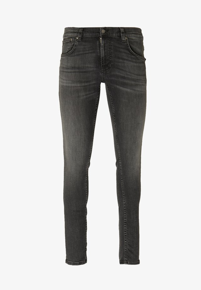 TIGHT TERRY UNISEX - Jeans baggy - fade to grey