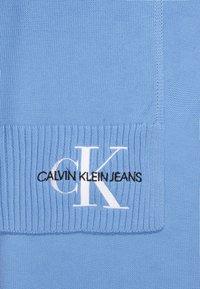 Calvin Klein Jeans - BASIC WOMEN SCARF - Šála - blue - 2