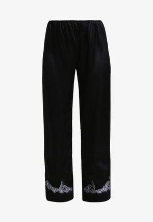 NOCTURNE - Pyjama bottoms - schwarz