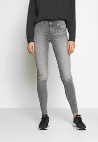 ONLY - ONLSHAPE  - Jeans Skinny Fit - grey denim - 0