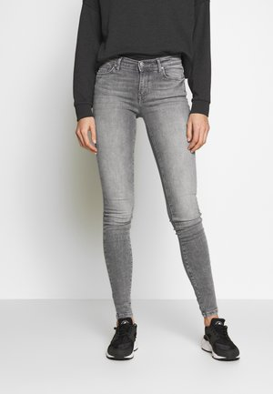 ONLSHAPE  - Jeansy Skinny Fit - grey denim