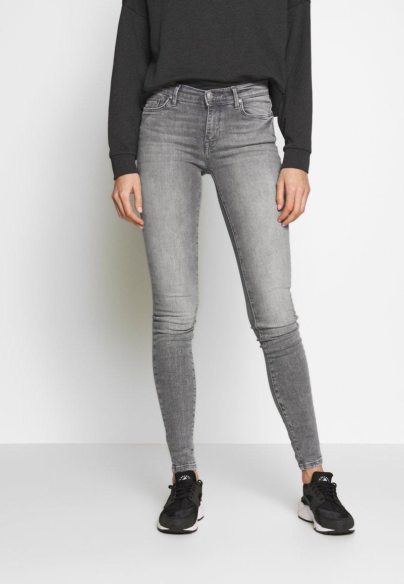 ONLY - ONLSHAPE  - Jeans Skinny Fit - grey denim