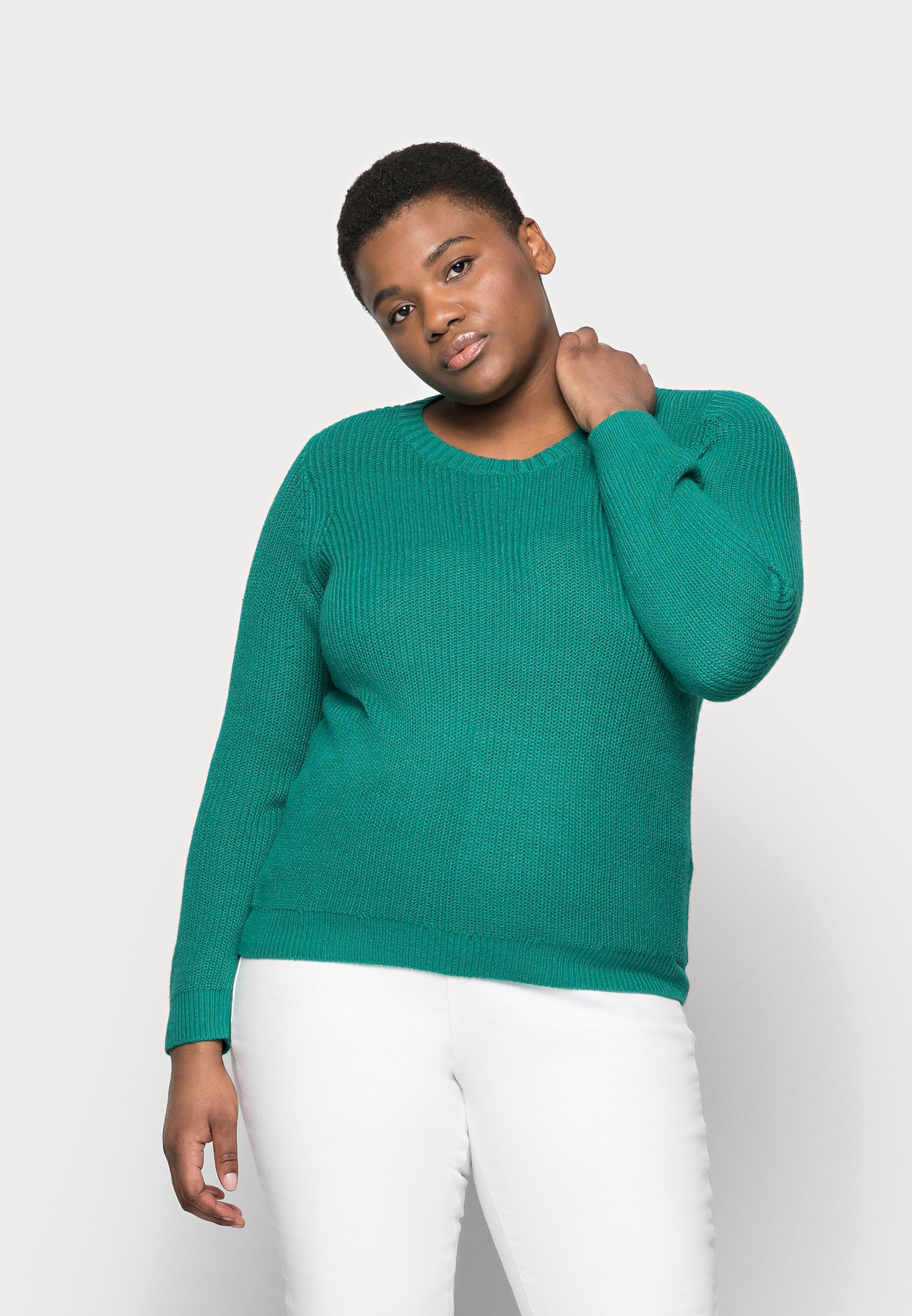 Femme VMLEANNA ONECK - Pullover