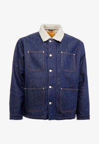 Jack & Jones - JJIHANK JJJACKET  - Denim jacket - blue denim - 4