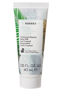 Korres - COCONUT WATER SURPRISE YOUR BODY SET - Bath and body set - - - 2