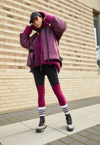 adidas Performance - URBAN COLD RDY OUTDOOR JACKET 2 IN 1 - Doudoune - power berry - 5