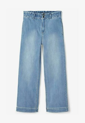 Bootcut jeans - light blue denim