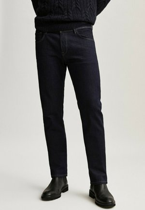 Jeansy Slim Fit - blue