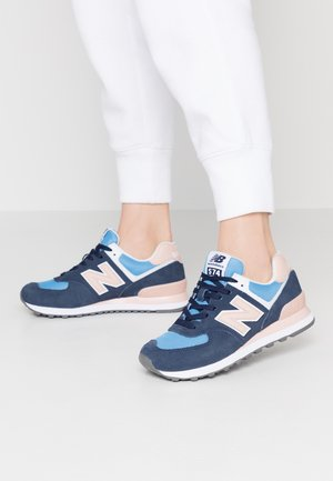 WL574 - Trainers - navy/pink